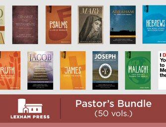 Lexham Press Pastor's Bundle (50 vols.)