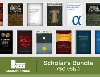 Lexham Press Scholar's Bundle (50 vols.)
