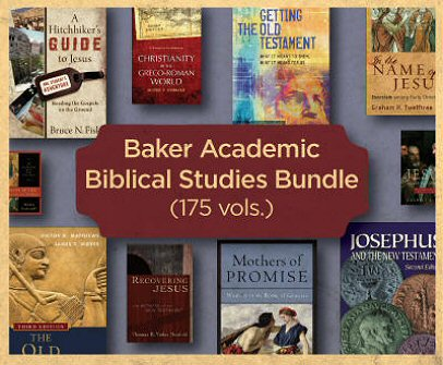 Baker Academic Biblical Studies Bundle (175 vols.)