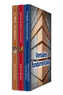 Cursos Global University: Biblia y misiones, Verdades fundamentales y Epístolas pastorales de Pablo (3 Vols.)