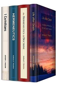 Eerdmans Anthony C. Thiselton Collection (4 vols.)