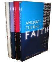 Robert Webber Ancient-Future Collection (4 vols.)