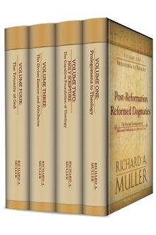 Post-Reformation Reformed Dogmatics (4 vols.)