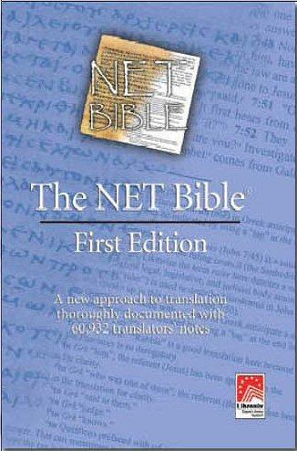 The NET Bible (NET)