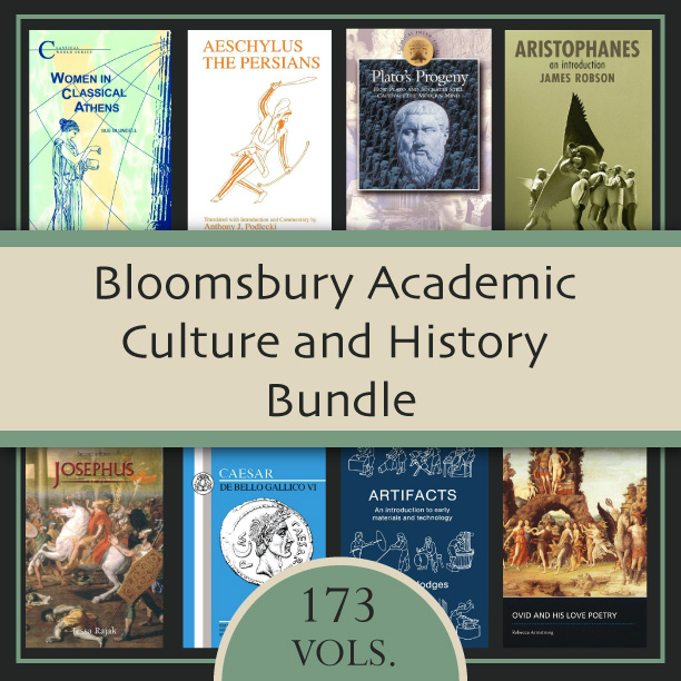 Bloomsbury Academic Culture and History Bundle (173 vols.)
