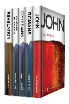 New Covenant Commentary Series (5 vols.)
