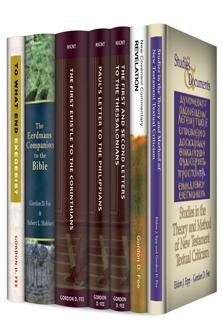 Gordon D. Fee New Testament Studies Collection (7 vols.)