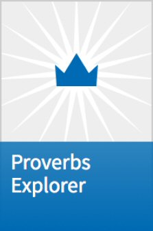 Proverbs Explorer