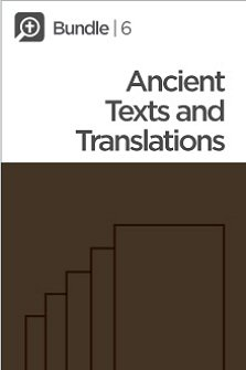 Logos 6 Ancient Texts and Translations Bundle, XL