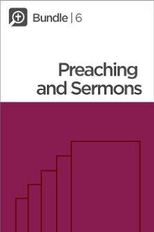 Logos 6 Preaching and Sermons Bundle, XL