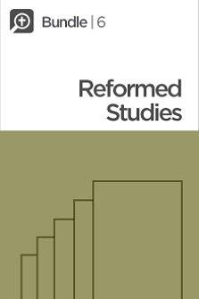 Logos 6 Reformed Studies Bundle, S