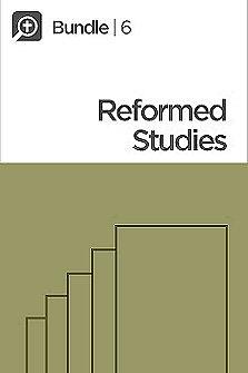 Logos 6 Reformed Studies Bundle, XL