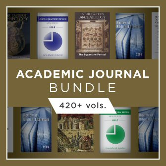Academic Journal Bundle (420+ vols.)