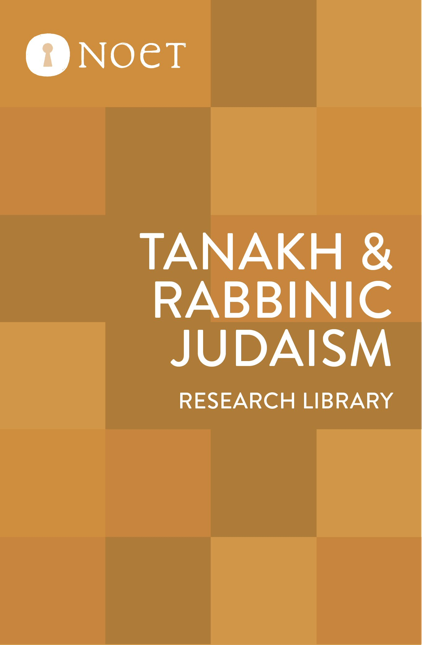 Tanakh and Rabbinic Judaism Research Library (161 vols.)