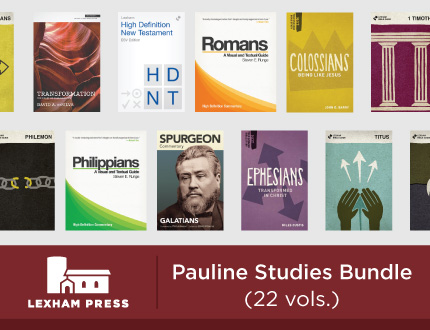 Lexham Press Pauline Studies Bundle (22 vols.)