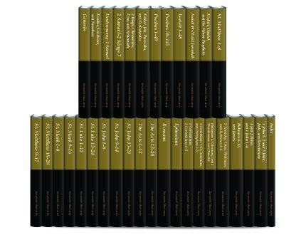 Expositions of Holy Scripture (33 vols.)