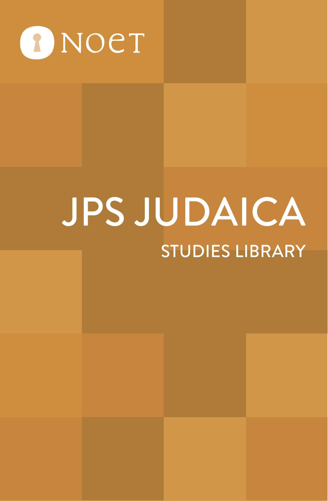 JPS Judaica Studies Library (20 vols.)