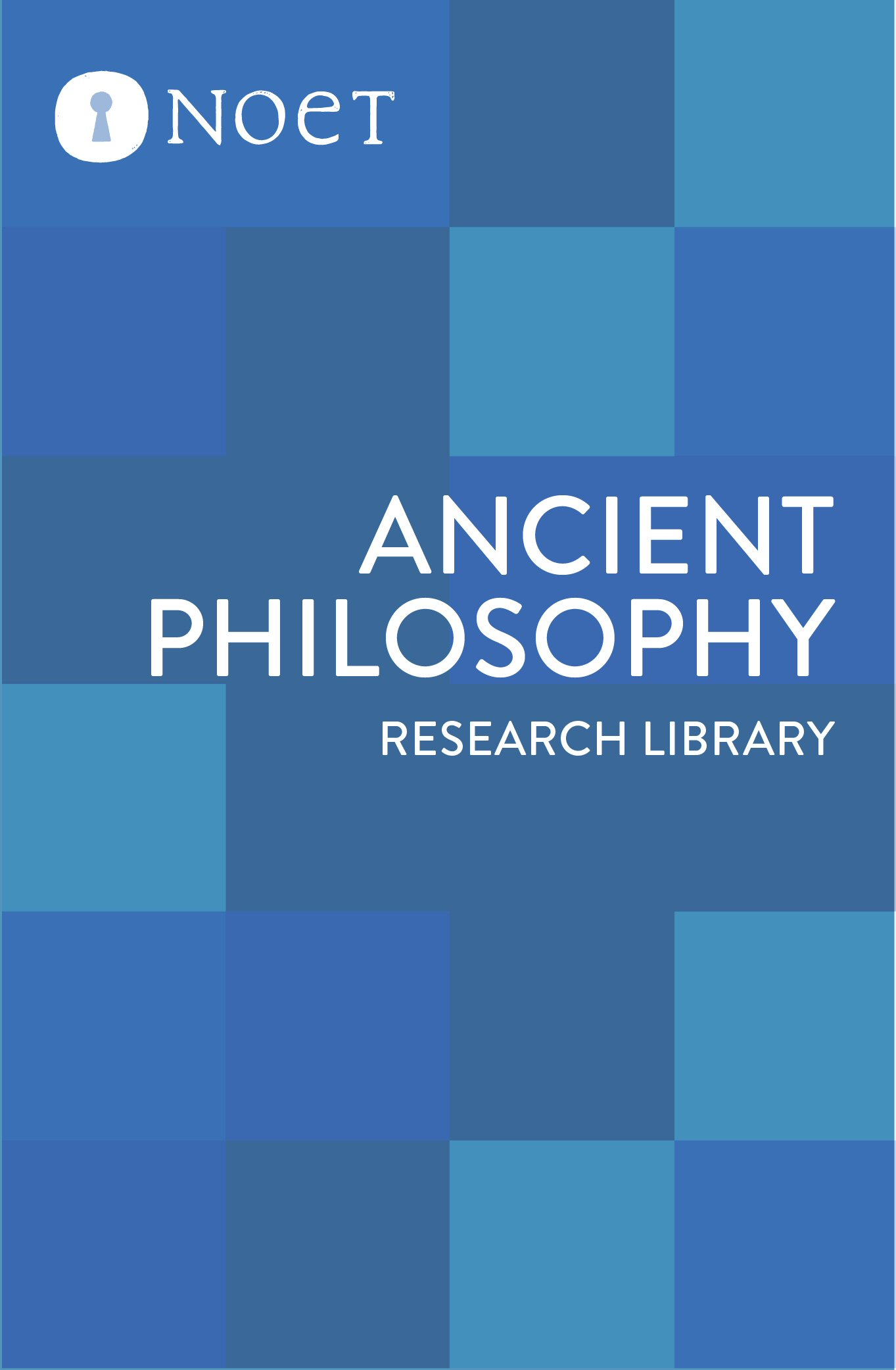 Ancient Philosophy Research Library (27 vols.)