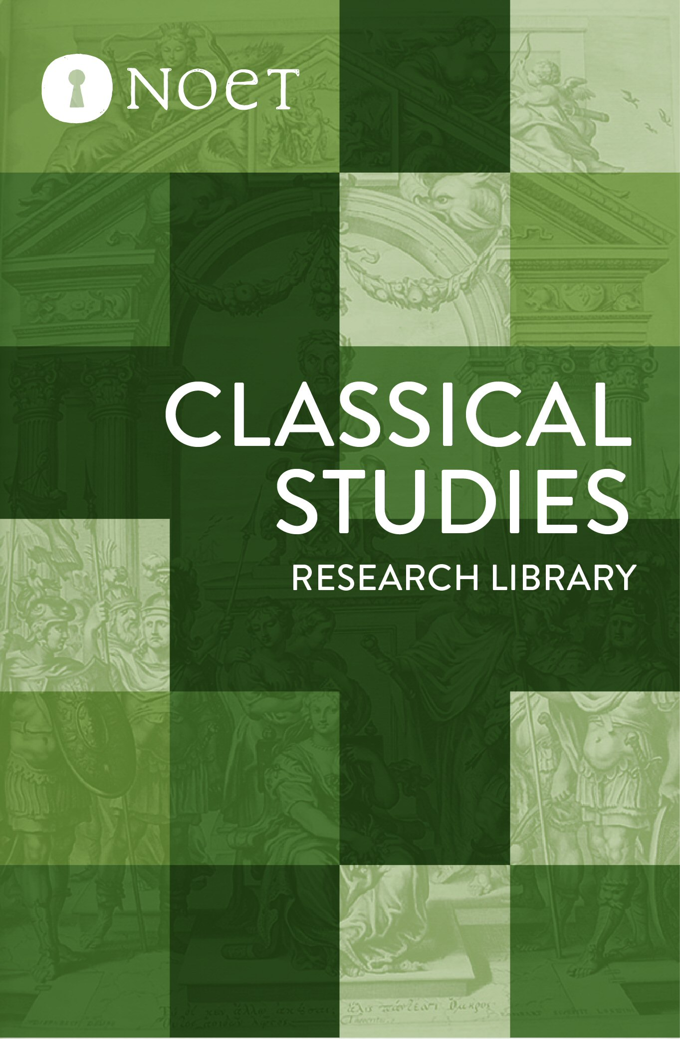 Classical Studies Research Library (186 vols. plus Perseus Classics Collection)