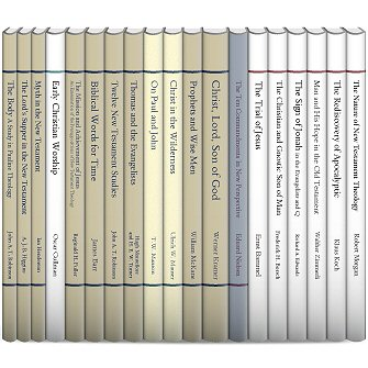 SCM Studies in Biblical Theology Series (19 vols.)