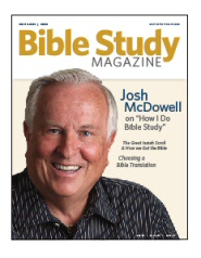 Bible Study Magazine—November–December 2008 Issue