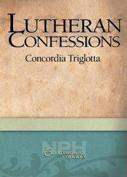 Concordia Triglotta, Latin