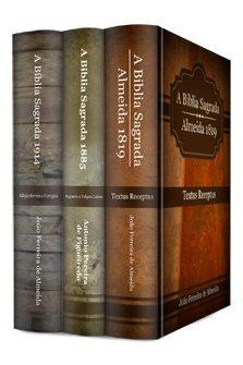 Coleção de Bíblias Antigas (3 vols.)