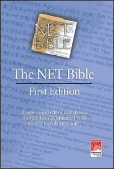 The NET Bible (NET) with Notes