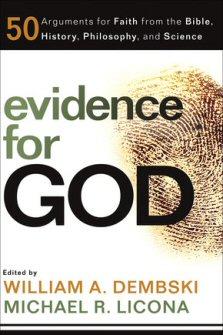 Evidence for God