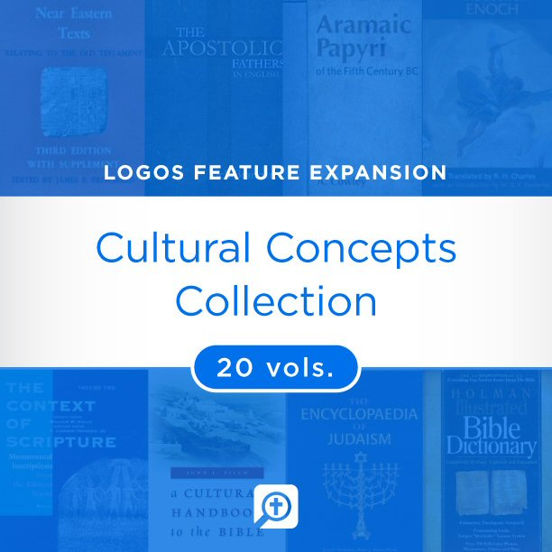 Cultural Concepts Collection (20 vols.)