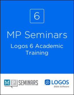Mobile Ed: LT161 Logos Academic Training