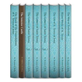 Works of St. Teresa of Ávila (8 vols.)