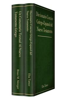 Comentario y diccionario del Nuevo Testamento Griego