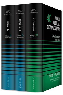 Word Biblical Commentary Upgrade
