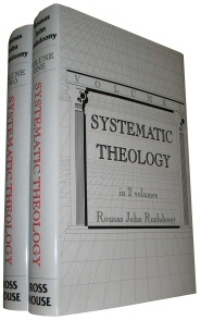 Systematic Theology (2 vols.)