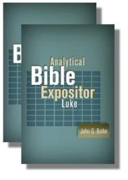 Analytical Bible Expositor: Luke and John (2 vols.)