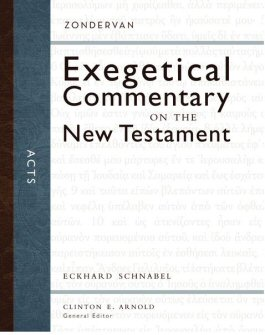 Zondervan Exegetical Commentary on the New Testament: Acts