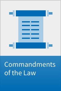 Commandments of the Law