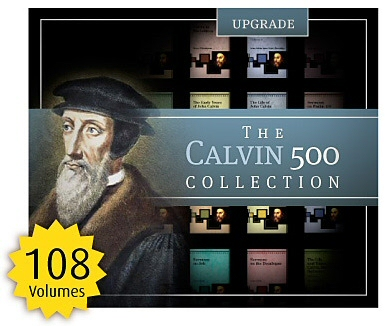 Calvin 500 Collection Upgrade (108 vols.)
