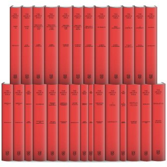 Anchor Yale Bible New Testament (27 vols.)