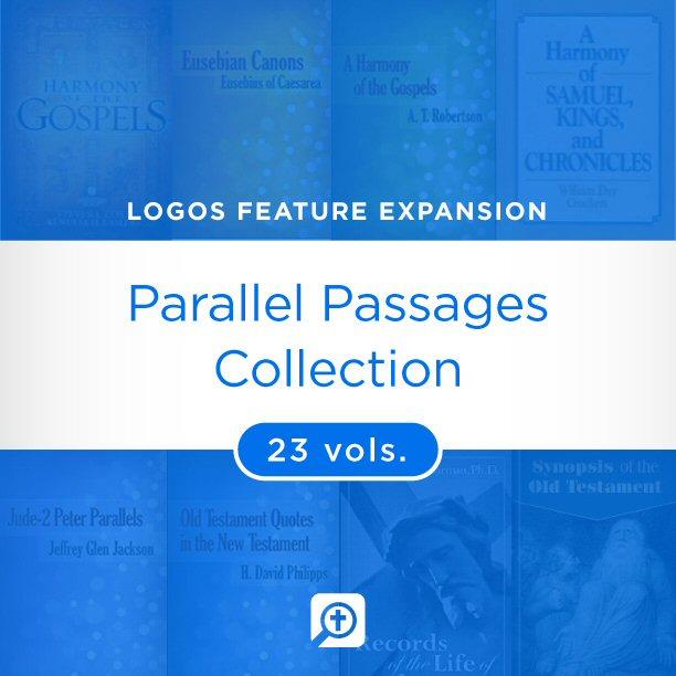 Parallel Passages Collection (23 vols.)