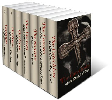 Catholic Theology and Dogma Collection (7 vols.)