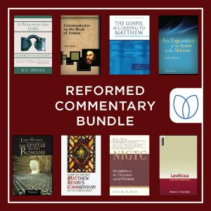 Reformed Commentary Bundle