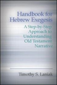 Handbook for Hebrew Exegesis