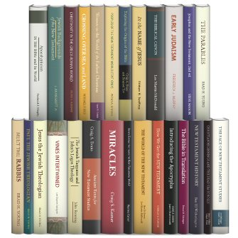 Baker Academic New Testament Backgrounds (27 vols.)