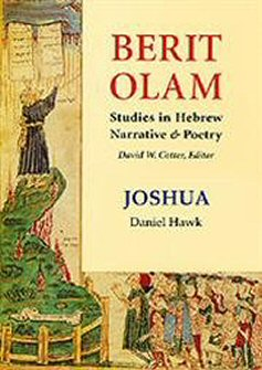 Berit Olam: Studies in Hebrew Narrative & Poetry: Joshua