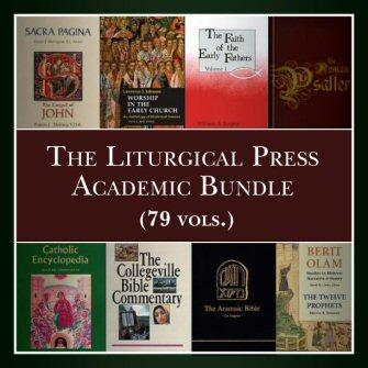 The Liturgical Press Academic Bundle (79 vols.)