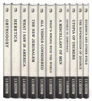 G. K. Chesterton Collection (11 vols.)