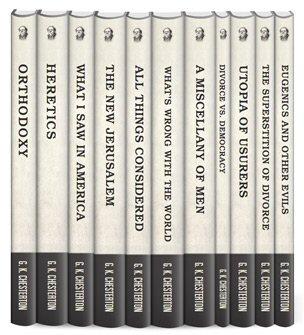 G. K. Chesterton Collection (11 vols.)