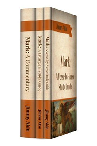 Jimmy Akin's Studies on Mark (3vols.)